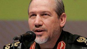 فرمانده پیشین سپاه پاسداران و مشاور عالی کنونی رهبر جمهوری اسلامی
