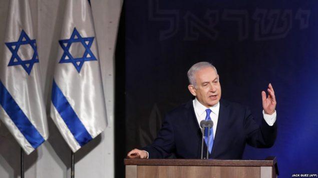 بنیامین نتانیاهو، نخست وزیر و وزیر دفاع اسرائیل