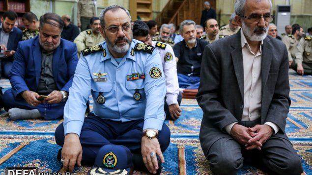 فرمانده نیروی هوایی ارتش ایران