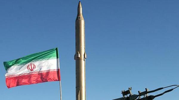 تست موشک در ایران
