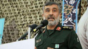 امیرعلی حاجیزاده، فرمانده نیروی هوافضای سپاه پاسداران