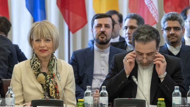 از ایران تیمی به سرپرست عباس عراقچی معاون وزارت خارجه درنشست با اتحادیه اروپا شرکت کرده