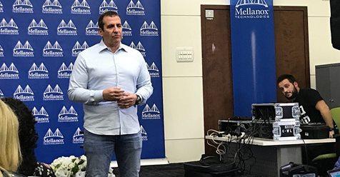 ایال والدمن بنیانگزار و مدیرعامل ملانوکس (Courtesy)