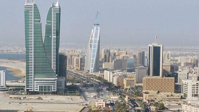 منظره از آسمانخراش منامه، بحرین. (CC-BY Jayson De Leon/Wikimedia Commons)