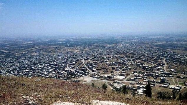 عکس تزئینی: یکی از حمله های هوایی نیروی دفاعی اسرائیل به هدفهای نظامی سوریه، ۱ ژوئن ۲۰۱۹.  (Israel Defense Forces)