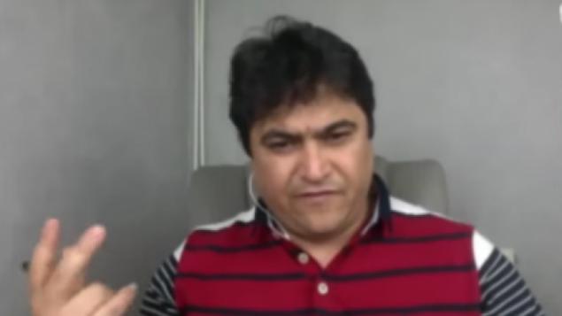 تصویر: روح الله زم (YouTube screenshot)