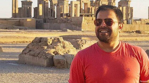 مسعود مولوی تصویر از سایت فرارو
