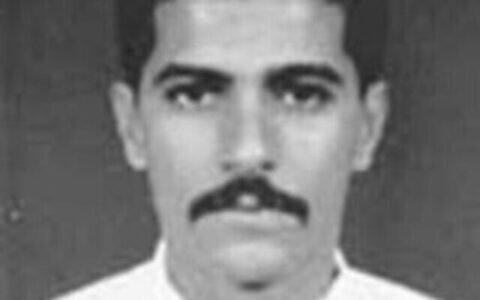 تصویر: عبدالله احمد عبدالله، معروف به ابو محمد المصری، در پوستری از اف.بی.آی. که برای نشانی او جایزه تعیین کرده است. (Screenshot/fbi.gov)