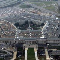 Le Pentagone, siège de la Défense américaine. (Crédit : mindfrieze/CC BY-SA/Flickr)