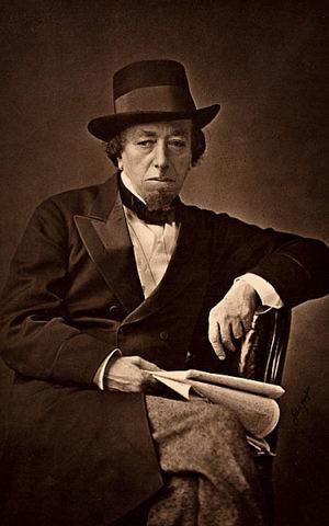 Benjamin Disraeli (photo credit: Cornelius Jabez Hughes, Harvard Art Museum, Wikimedia Commons)