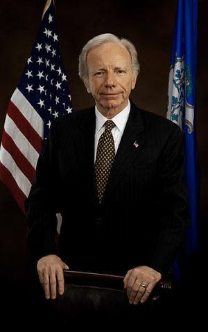 Joe Lieberman (photo credit: official portrait, Wikimedia Commons)