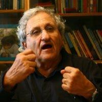 L'écrivain israélien A.B. Yehoshua (Crédit: Chen Leopold/Flash90)