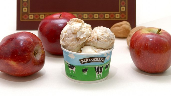 The latest flavor (Courtesy Ben & Jerry's)