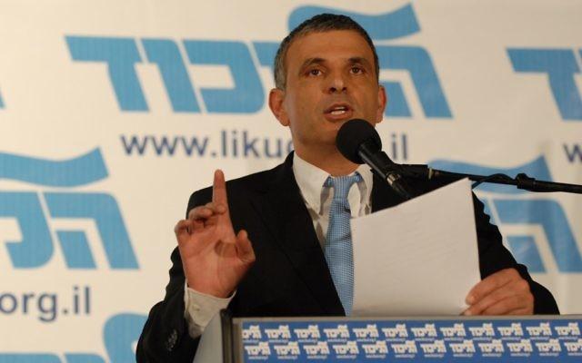 Moshe Kahlon (Crédit : Gili Yaari/Flash90)