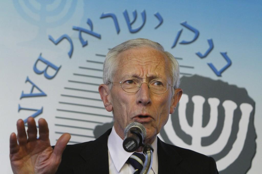 Stanley Fischer (photo credit: Miriam Alster/Flash90)