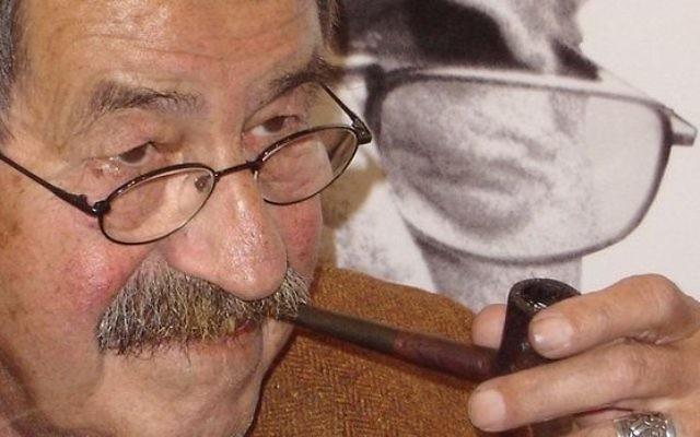 Günter Grass (photo credit: CC BY-SA Florian K, Wikipedia)