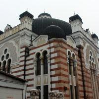 Une synagogue de Sofia. (Crédit : CC-BY/Rachel Titiriga, Flickr)