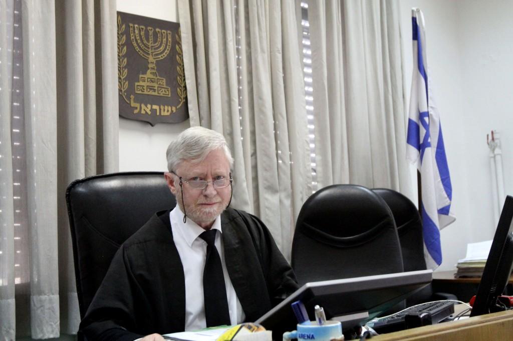 Jerusalem District Court Judge Yosef Shapira (photo credit: Miriam Alster/Flash90)