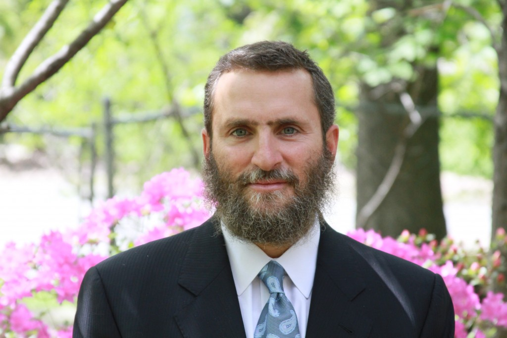 Rabbi Shmuley Boteach. Teacher, clergyman, scholar, and congressional hopeful (photo credit: Courtesy)