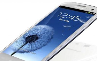 Un téléphone Samsung Galaxy S3. Illustration. (Crédit : autorisation)