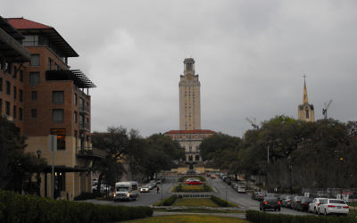 L'université du Texas. Illustration. (Crédit : rutlo/CC-BY/Flickr)