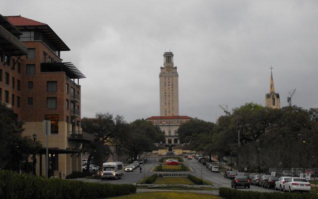 L'université du Texas. Illustration. (Crédit : rutlo/CC-BY/Flickr)