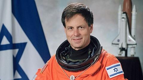Ilan Ramon (photo credit: Wikimedia Commons)