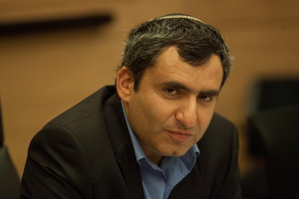 Coalition chairman Zeev Elkin (photo credit: Uri Lenz/Flash90)