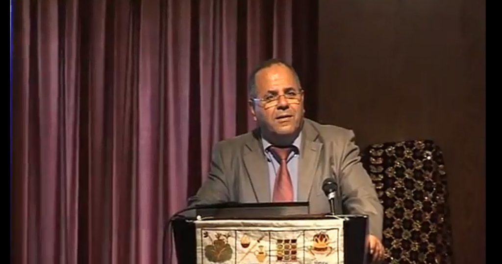 Deputy Minister for the Development of the Negev and Galilee Ayoub Kara (photo credit: screen grab from YouTube)