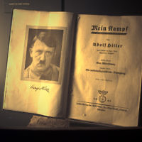 """Mein Kampf"" (Crédit : dccarbone/CC-BY, via Flickr)"