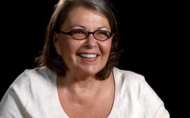 Roseanne Barr, qui pourrait considérer de s'installer en Israël. (Crédit : CC BY SA, monterey media, Flickr)