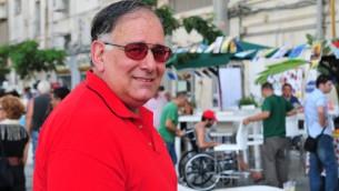 Haifa Mayor Yona Yahav in 2009 (photo credit: Shay Levy/Flash90)