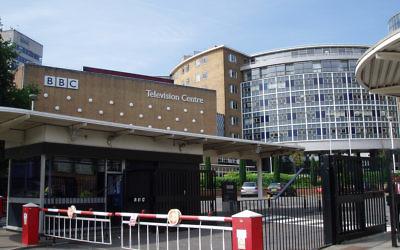 Le siège de la BBC à Londres (crédit photo : CC BY SA Amanda Slater/Flikr)