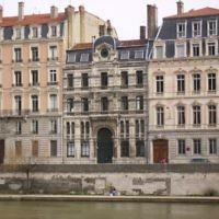 La Grande Synagogue de Lyon. (Crédit : CC BY Alain Lorange/Wikipedia)