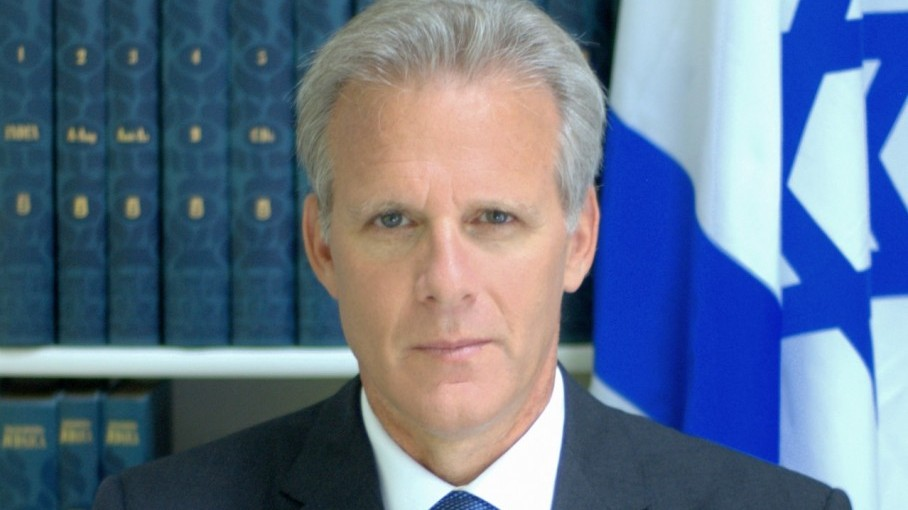 Michael Oren (photo credit: Wikimedia Commons CC-BY-Anne Mandlebaum)