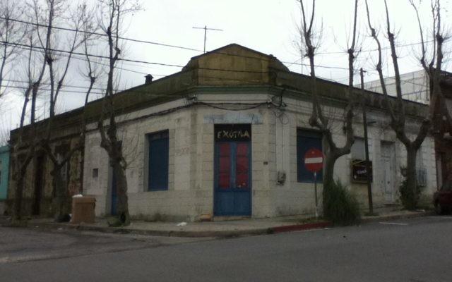 Synagogue de la Colonia del Sacramento, 2012. (Crédit : Natalie Schachar)