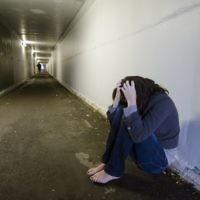 Illustration : une victime d'agression sexuelle. (Crédit : Shutterstock)