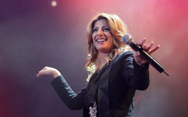 Sarit Hadad (photo credit: Kobi Gideon/Flash 90)