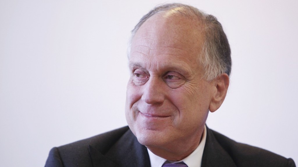 Opponents claim US billionaire Ronald Lauder attempted to inappropriately influence the outcome of elections held by European Jewish organizations. (Miriam Alster/Flash90)
