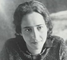 Hannah Arendt (photo credit: Portable Hannah Arendt, Penguin Classics/screen capture, Amazon)
