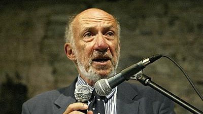 UN Special Rapporteur Richard Falk (photo credit: UN Watch)