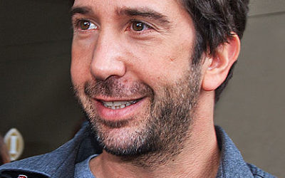 David Schwimmer (Crédit : CC-BY-SA gdcgraphics, Wikimedia Commons)