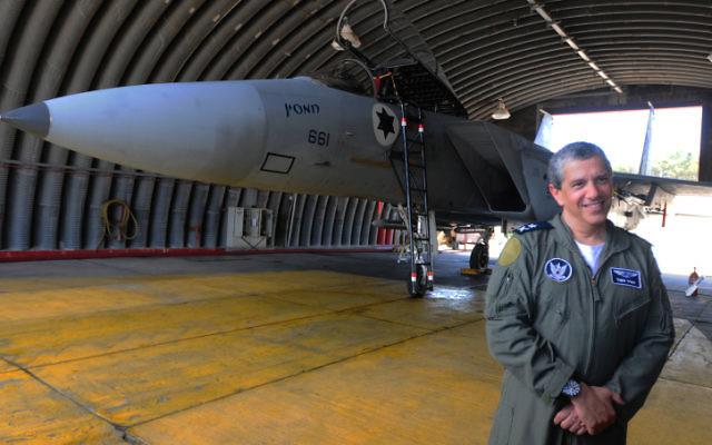 Maj. Gen. Amir Eshel (photo credit: Yossi Zeliger/Flash90)