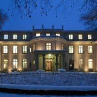 La Maison de la Conférence de Wannsee à Berlin, où le Troisième Reich a conçu la Solution finale en janvier 1942, est aujourd'hui un mémorial et un musée. (Avec l'aimable autorisation de la Maison de la Conférence de Wannsee via JTA)