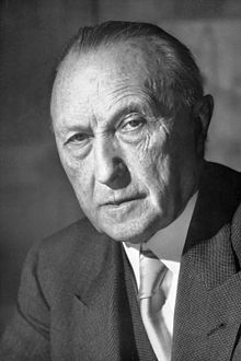 Konrad Adenauer (Commons)