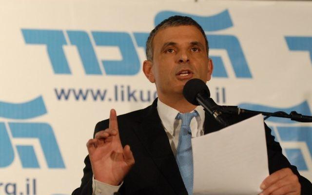 Moshe Kahlon (Crédit : Gili Yaari/Flash 90)