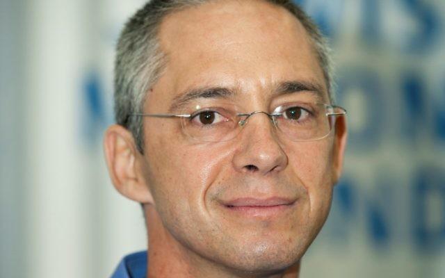 Gilad Sharon, fils de l'ancien Premier ministre Ariel Sharon. (Crédit: Moshe Shai/Flash90)
