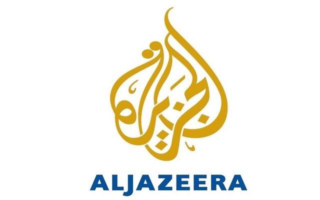 Le logo d'Al-Jazeera (Crédit : autorisation)