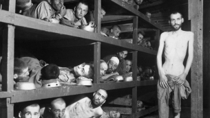 """The Oscar-nominated documentary """"Liberators"""" falsely claimed a battalion of African-American soldiers had helped to free the Buchenwald concentration camp. (US Army, US Defense Visual Information Center, Image #HD-SN-99-02764, Wikimedia Commons)"""