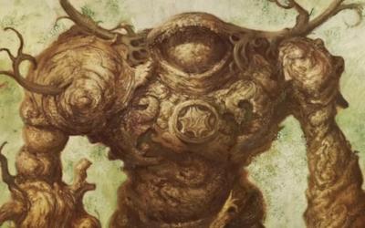 Le Golem, précurseur des monstres modernes. (Crédit : capture d'écran Vimeo)